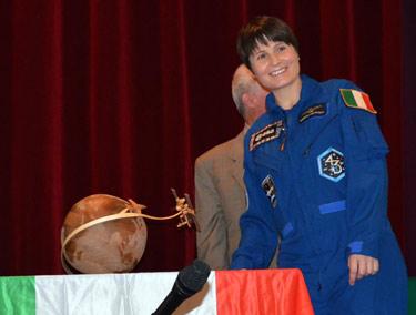 Space - Opera per Samantha Cristoforetti